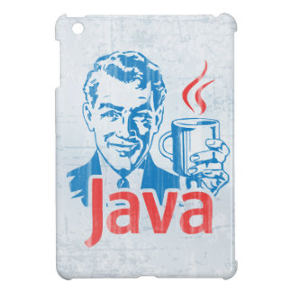 Java Programmer Cover For The iPad Mini