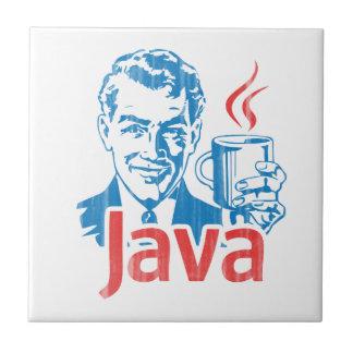 Java Programmer Gift Ceramic Tile