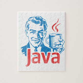 Java Programmer Gift Jigsaw Puzzle