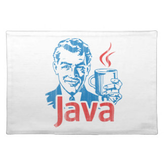 Java Programmer Gift Placemat