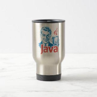 Java Programmer Gift Travel Mug