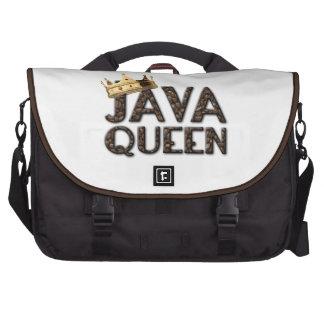 Java Queen (V1) Laptop Commuter Bag