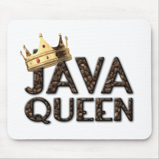 Java Queen (V1) Mouse Pad