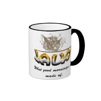 JAVA RINGER COFFEE MUG