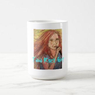 java rock girl coffee mug