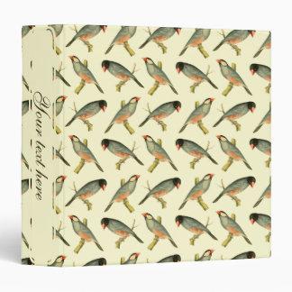 Java Sparrow, 1.5 inch binder