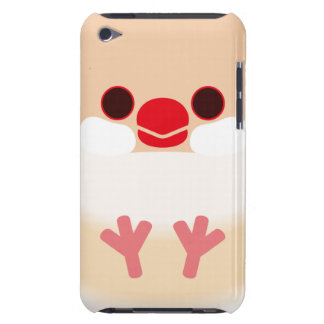 Java sparrow (Cream) iPod Touch Case-Mate Case