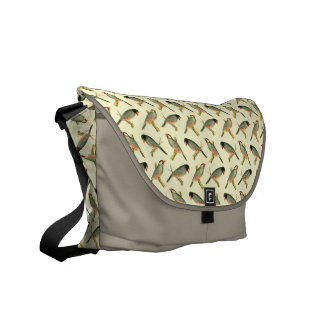 Java Sparrow, Courier Bags