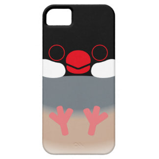 Java sparrow (Normal) iPhone SE/5/5s Case