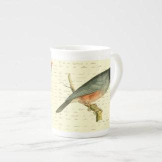 Java Sparrow, Porcelain Mug