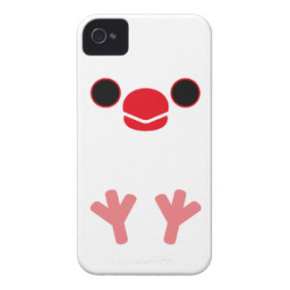 Java sparrow (White) iPhone 4 Case-Mate Case