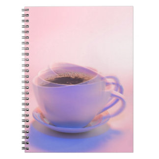 Java Spiral Notebook