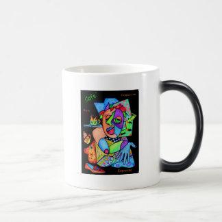 Java Woman Magic Mug