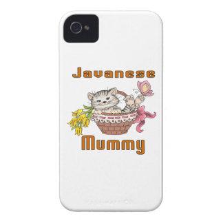 Javanese Cat Mom iPhone 4 Case-Mate Case