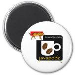 JavaPodz Sumatra Mandheling Magnet