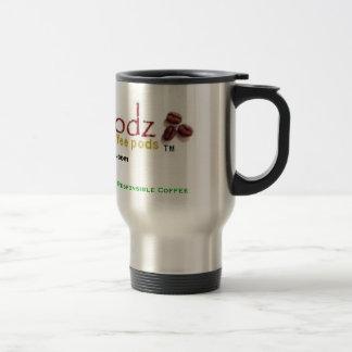 JavaPodz Travel Mug