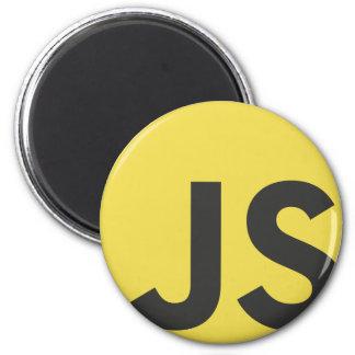 Javascript 2 Inch Round Magnet