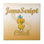 JavaScript Chick Tiles