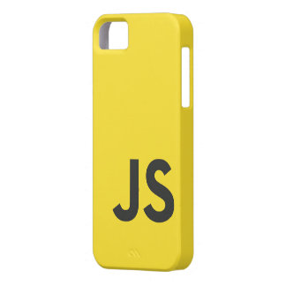 Javascript Logo iPhone Case