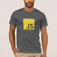 Javascript Logo T-Shirt (Dark Grey)