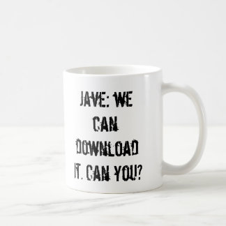 Jave Mug 1