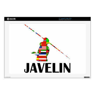"""Javelin Decals For 17"""" Laptops"""