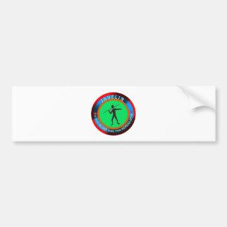 Javelin designs bumper stickers
