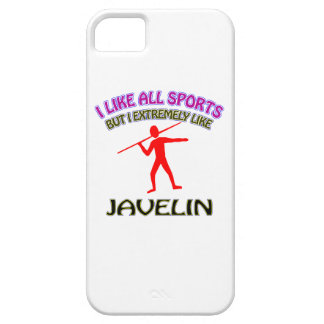 Javelin designs iPhone 5 covers