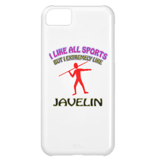 Javelin designs case for iPhone 5C