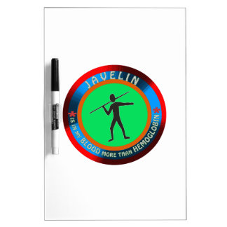 Javelin designs Dry-Erase boards