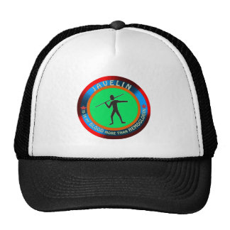 Javelin designs trucker hat