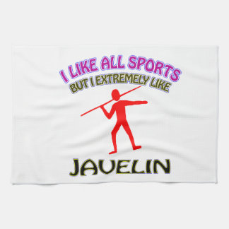 Javelin designs kitchen towels