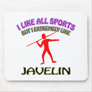 Javelin designs mousepad