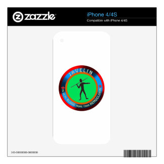 Javelin designs skins for the iPhone 4S