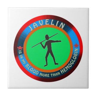 Javelin designs tiles