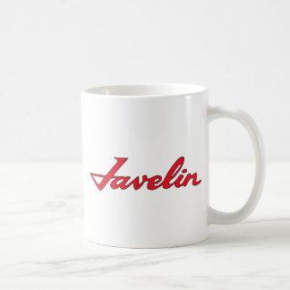 Javelin Emblem Coffee Mug
