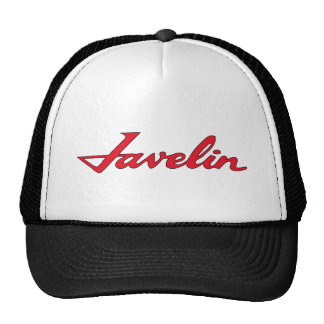 Javelin Emblem Trucker Hat