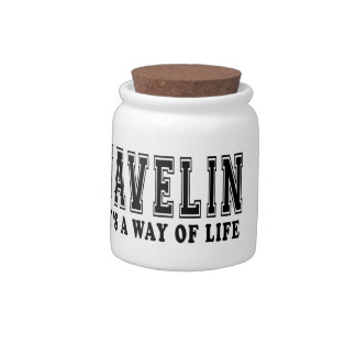 Javelin It s way of life Candy Jars