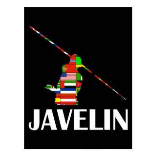 Javelin Postcard