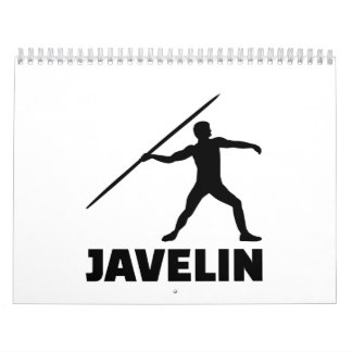 Javelin throw calendar