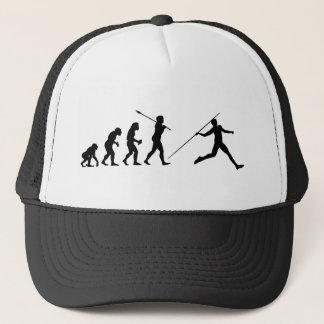 Javelin Thrower Trucker Hat