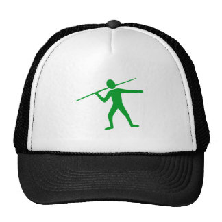 Javelin Trower - Grass Green Trucker Hat