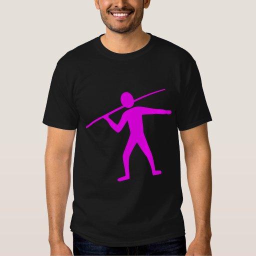 Javelin Trower - Magenta T-Shirt