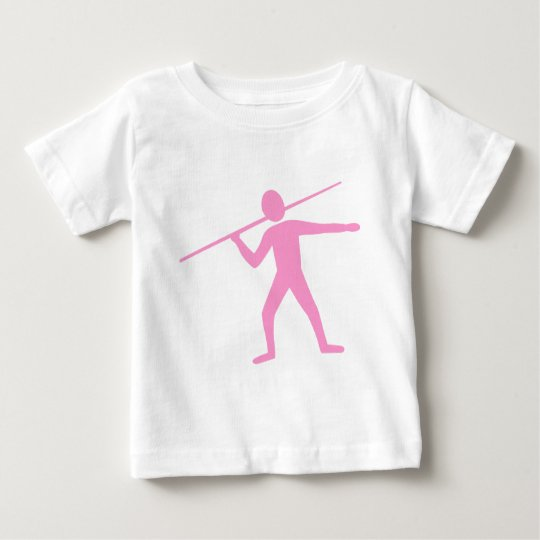 Javelin Trower - Pink Baby T-Shirt