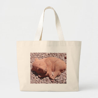 Javelina Little Piggy Large Tote Bag