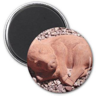 Javelina Little Piggy Magnet