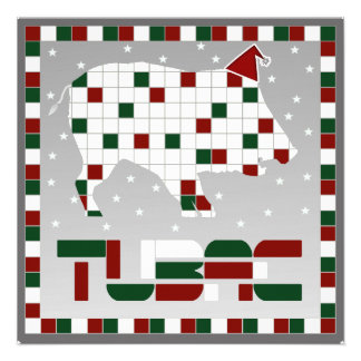 Javelina Mosaic Holiday Party invitation