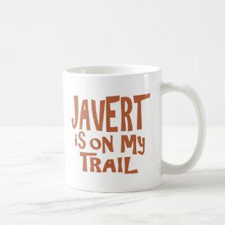 Javert está en mi rastro taza clásica