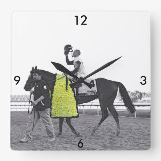 Javier Connected Square Wall Clock