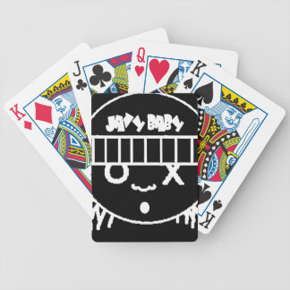 JAVY BABY STUFF BICYCLE PLAYING CARDS